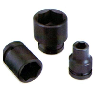 六角氣動套筒短型四分1 2*17mm