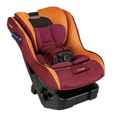 Combi康貝News Prim Long S汽車安全座椅-巴洛克紅佳兒園婦幼館