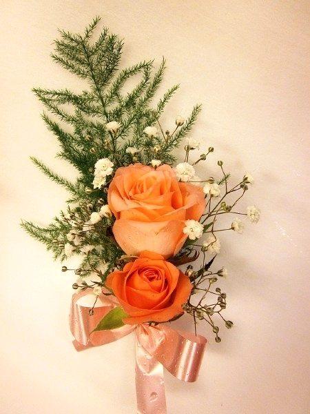 (YD-1625)婚禮會場必備婚禮小物~婚禮&活動&貴賓用胸花(玫瑰花)每組80元~