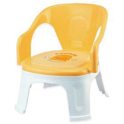 黃色小鴨  兒童專用座椅【佳兒園婦幼館】