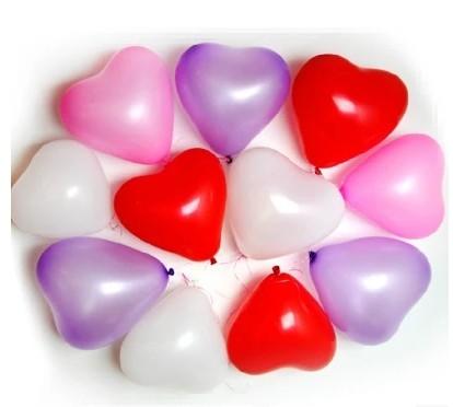 協貿國際裝飾愛心氣球10個價
