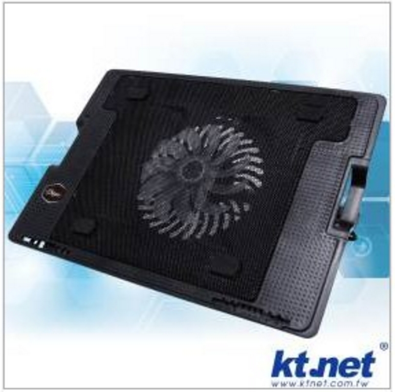 新竹【超人3C】S607 五段式 筆電 散熱座 升降式 超大14CM風扇 散熱墊 可支撐9~17吋