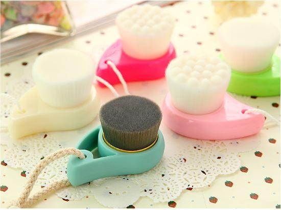 我們網路購物商城韓國洗臉神器洗臉刷