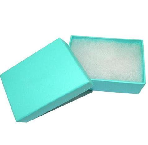 首飾簡易厚實紙盒子