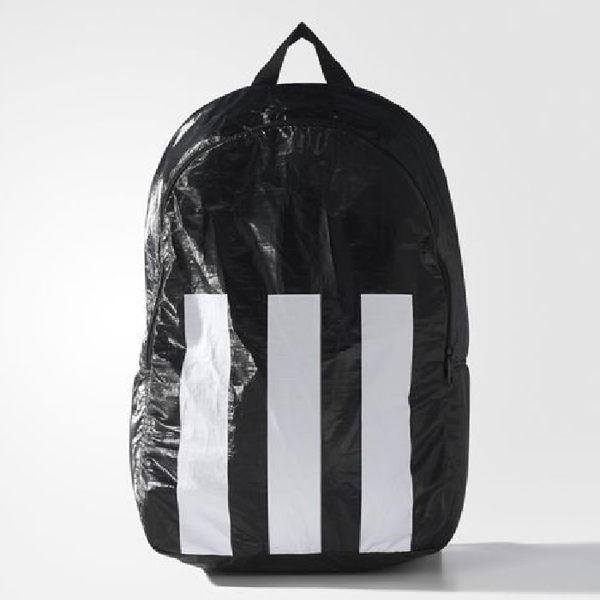 adidas BACKPACK BERLIN愛迪達後背包背包黑-AB2990
