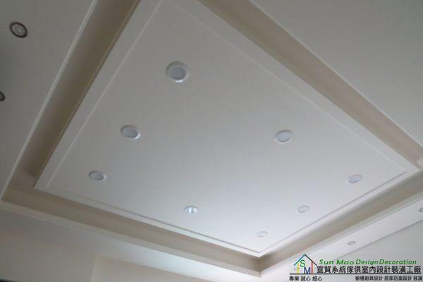 系統家具系統櫃木工裝潢平釘天花板系統傢具工廠直營系統家具價格造型天花板-sm0193