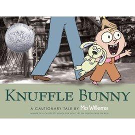 童書久久書單繪本123吳敏蘭老師書單-KNUFFLE BUNNY英文繪本