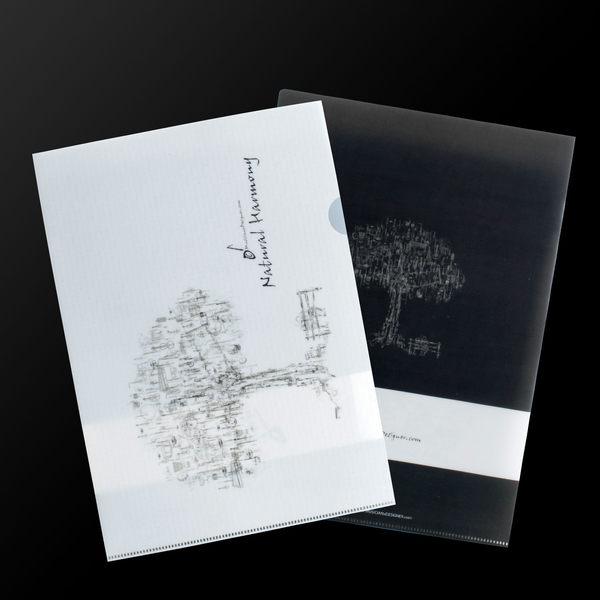 【小叮噹的店】全新 香港 MD FD0001 L夾 文件夾 MD品牌 全新 音樂樹 香港進口 精品 D3