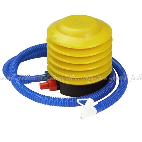 DE319腳踩充氣筒腳踩氣泵充氣泵腳踩打氣桶腳踏充氣筒充氣機EZGO商城
