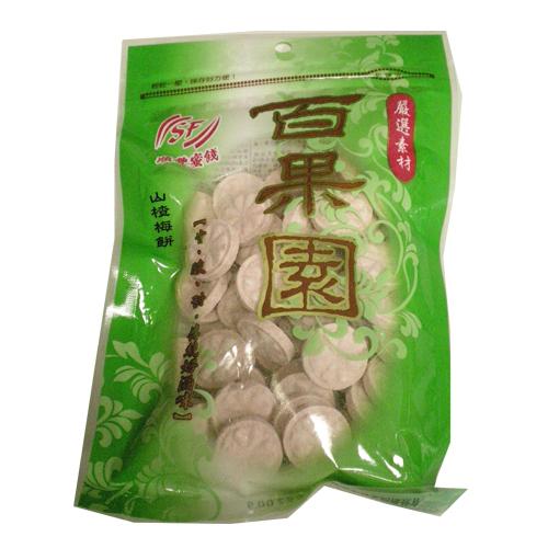 順豐百果園-山楂梅餅180g愛買