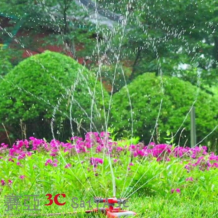 灑水器園林灑水器自動旋轉噴灑