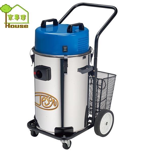 [ 家事達 ] 台灣Jeson-JS-JS-121  乾濕兩用吸塵器 (48公升) /110V 特價 洗車場/工業用必備