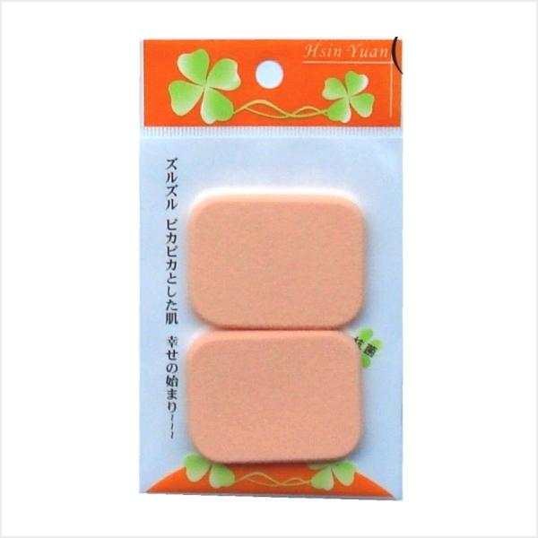 ✨MEKO小資時尚 ✨  MEKO 長方海棉(2P) C-013/化妝海綿  [MEKO美妝屋]