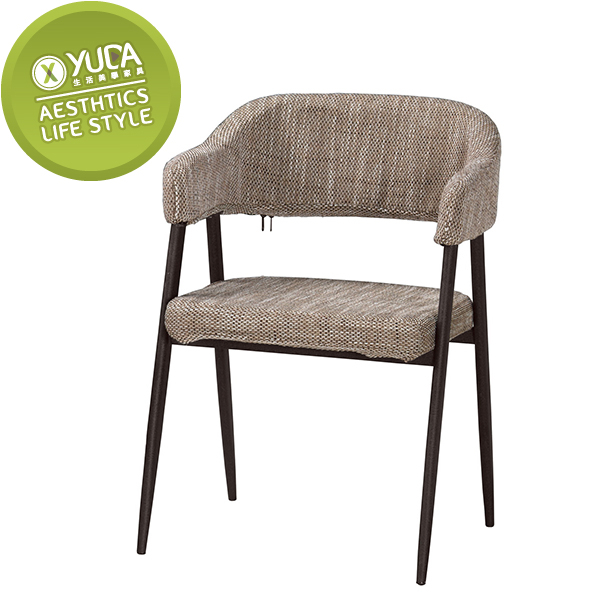 【YUDA】史丹尼 餐椅 / 造型椅  /休閒椅 J0M 531-11
