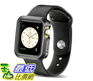 [105美國直購] 蘋果錶帶 Apple Watch Case New Trent TPU Cases for Apple Watch Watch Sport Watch Edition 42 mm NT142AW
