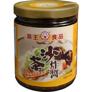 菇王.沙茶炸醬(12瓶/箱)﹍愛食網