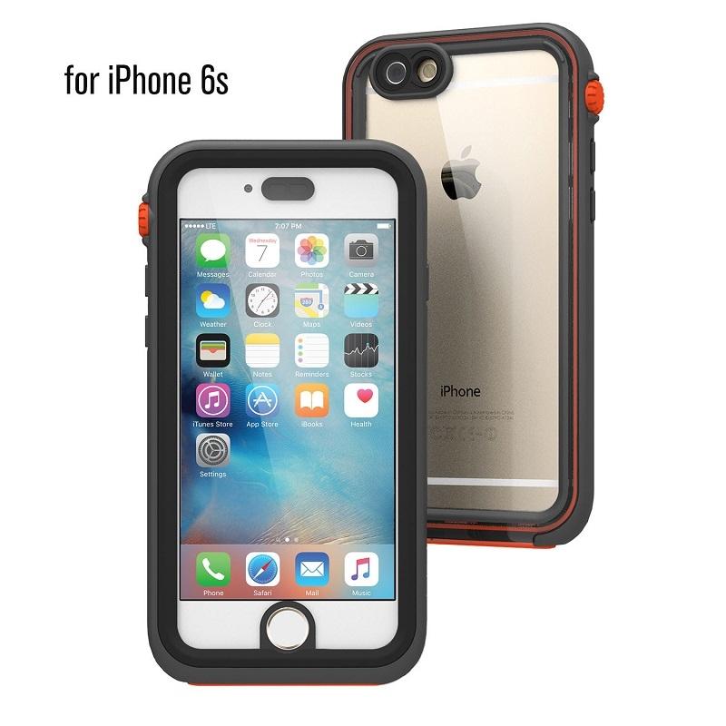 CATALYST保護效果最強防水防摔防雪防塵蘋果iPhone 6S 4.7吋手機殼保護殼