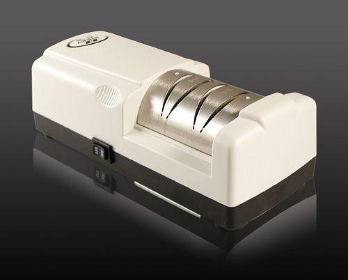耐銳家用型磨刀機電動磨刀機贈2支刀子就是愛購