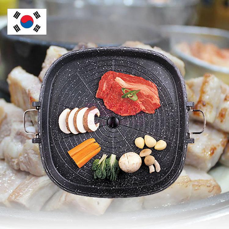 韓國Joyme新一代兩用烤盤不沾鍋烤盤韓國烤盤方形