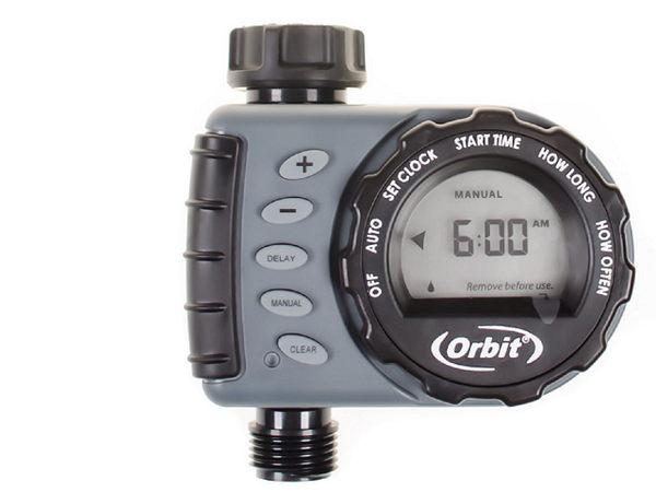 美國ORBIT自動定時灑水器LCD螢幕自動灑水器自動定時灑水器定時自動灑水器