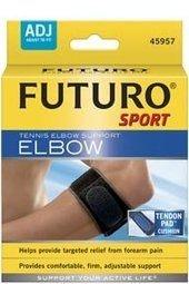 運動用品護具護肘3M Futuro網球高爾夫球護肘單入盒