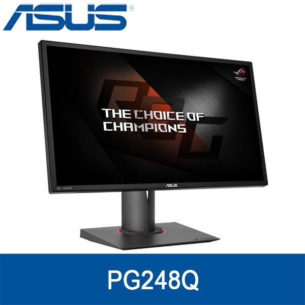 【免運費】ASUS 華碩 ROG SWIFT PG248Q 24吋 電競顯示器 / TN / 低藍光 不閃屏 / 三年