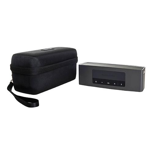 美國代購-現貨Caseling Hard Case Bose Soundlink Mini I II無線藍芽喇叭專用手提式收納盒