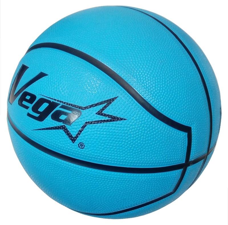 線上體育Vega橡膠籃球7 OBR-737B北卡藍送網袋護腕送完為止