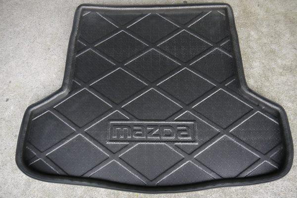 吉特汽車百貨第二代MAZDA 6馬6新款舊款專用凹槽防水托盤防水墊防水防塵密合度高