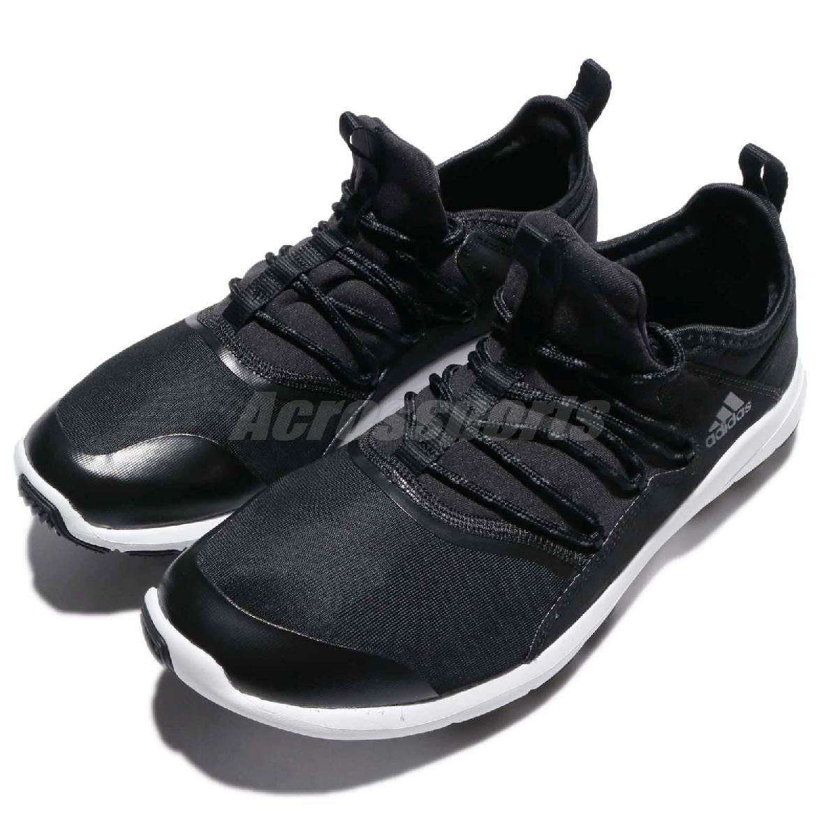 adidas 訓練鞋 CrazyMove TR M 黑白 低筒 健身專用 男鞋 運動鞋 【PUMP306】 BA8027