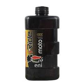 【AGIP】eni i-Ride MOTO 4T 10W50全合成機油