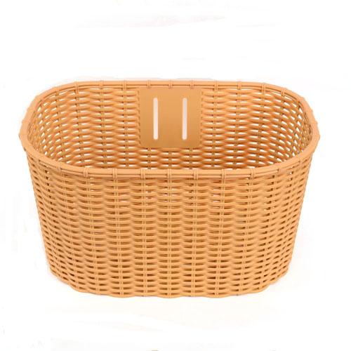 固定式編織塑膠籃  超大尺寸 《C82-039》