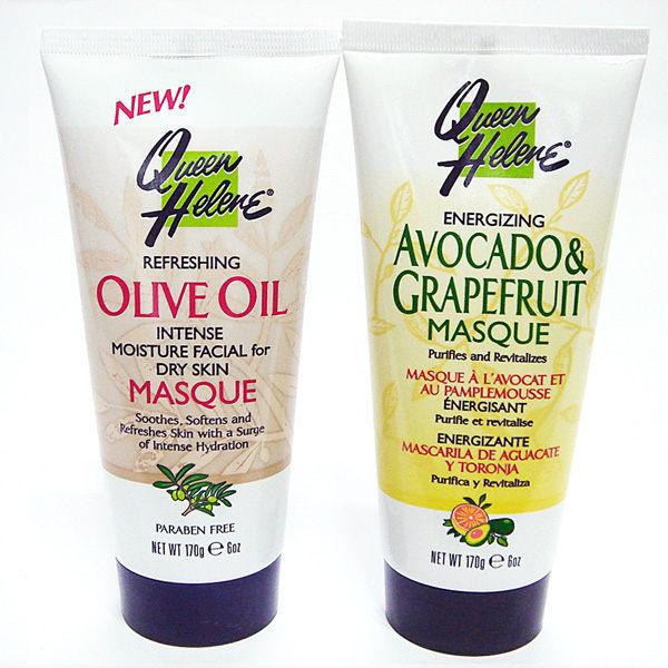 Queen Helen橄欖Olive Oil酪梨&葡萄柚Avocado Grapefruit面膜6 oz隨機出貨特價beauty pie