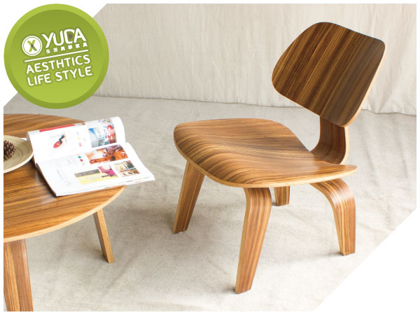 【YUDA】Charles and Ray Eames 美國夫婦檔設計師 經典款 休閒椅/餐椅/造型椅 (復刻品)