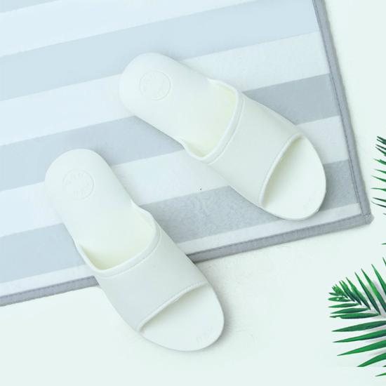 ♚MY COLOR♚簡約家居防滑拖鞋(小款) 室內 情侶 軟底 地板 浴室 洗澡 防滑 客廳 戶外【N213】