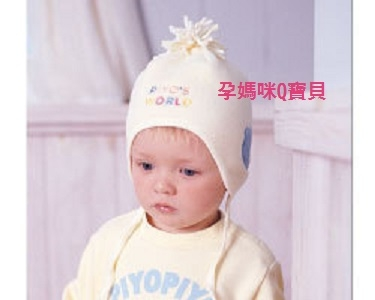 台灣製黃色小鴨輕軟護耳帽~超保暖,寒冬必備可愛款81475