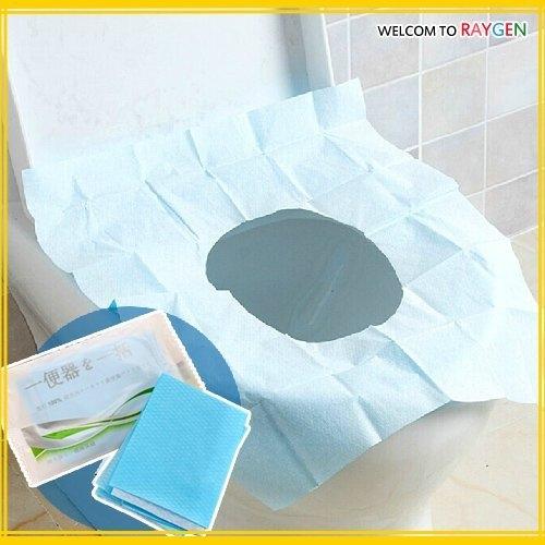 一次性馬桶墊 旅遊出差100%防水座廁紙 單片裝