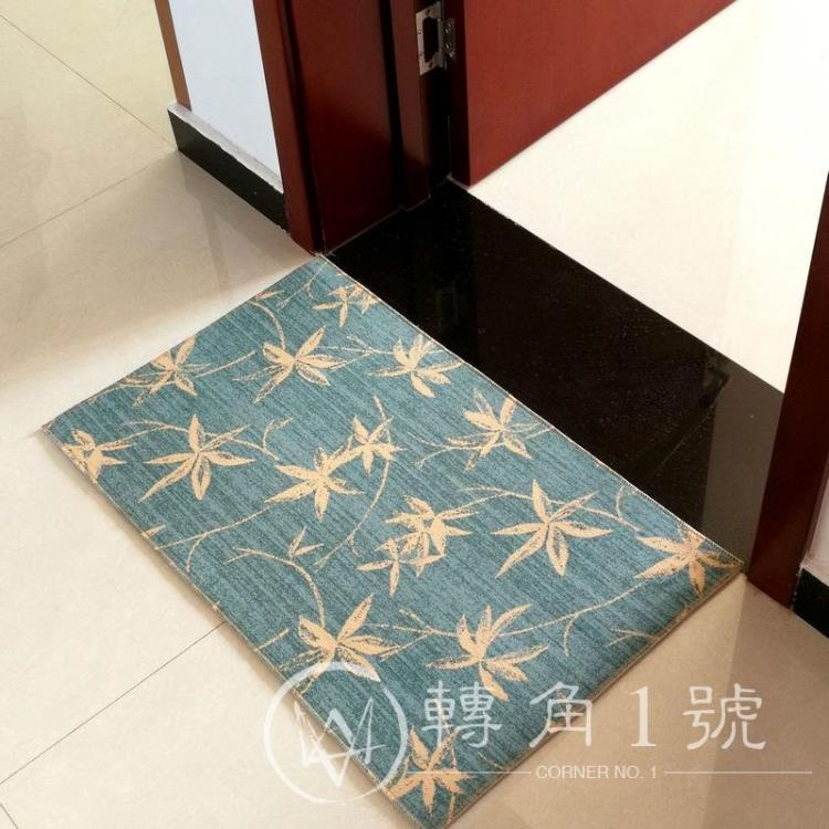 地毯地墊中式進門地墊入戶蹭土門墊DT-DD轉角1號