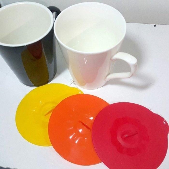 廚房用品KFS024日式環保硅膠杯蓋-收納女王