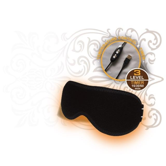 送禮首選 熱敷眼罩 舒緩 公司貨現貨 台灣製造 贈德國雙人指剪