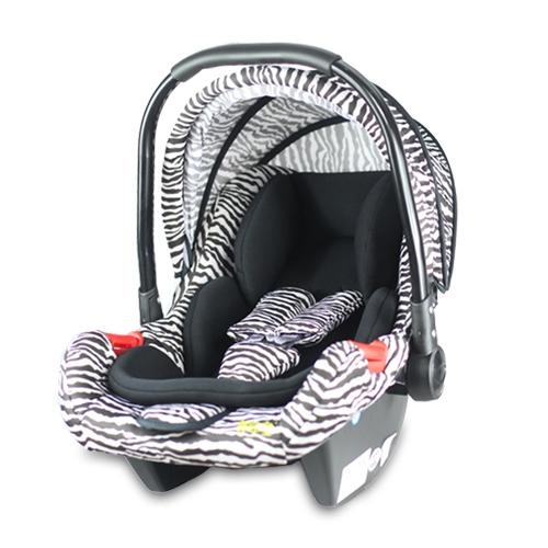 嬰兒兒童安全座椅汽車用嬰兒提籃式兒童安全座椅潮咖地帶