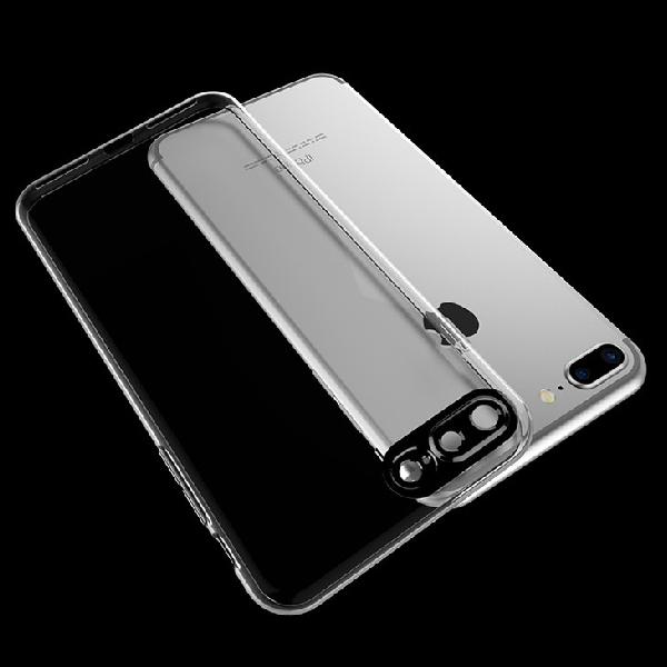 (現貨) iphone7/plus 貓眼 鏡頭防護 透明 簡約 手機殼 手機套 硬殼 【娜娜香水美妝】