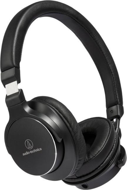 台中平價鋪全新鐵三角ATH-SR5BT黑色藍牙無線耳機麥克風台灣鐵三角公司貨