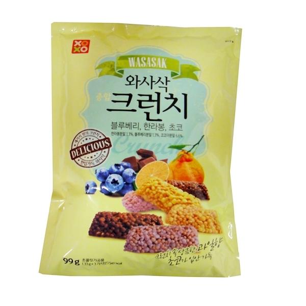 韓國綜合米果棒巧克力棒米果棒韓國旅遊必買