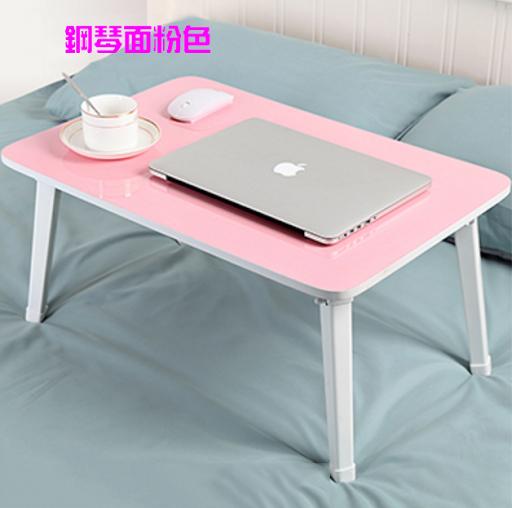葉子小舖筆記電腦桌椅摺疊收納桌輕便圓角設計防滑桌腳耐磨表層