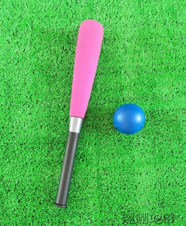 兒童棒球小學生壘球棒兒童棒球棒泡棉棒軟式球棒棍「潮咖地帶」