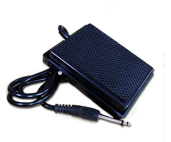 【奇歌】外接式 延音踏板 6.3mm 延音效果佳,電子琴,電鋼琴,鋼琴