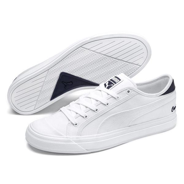 Puma Capri 男 白色 滑板鞋 板鞋 休閒鞋 復古休閒鞋 運動 休閒 網球鞋 36924602