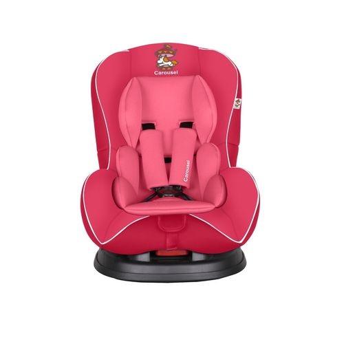 Carousel成長型汽座0至4歲蜜桃粉-安全座椅衛立兒生活館