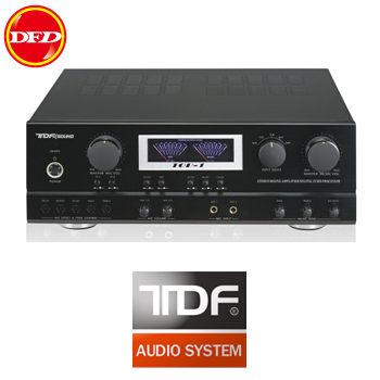 TDF TOP-1 綜合歌唱 擴大機 公司貨  金嗓 美華 音圓 點將家 卡拉OK